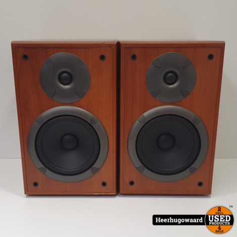 Jamo E 610 140W Boekenplank Speakers in Nette Staat