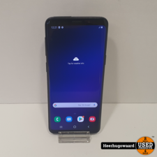 Samsung Galaxy S9 64GB Black in Goede Staat