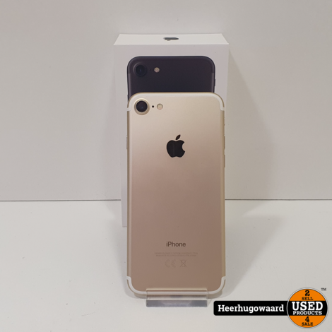 iPhone 7 32GB Gold in Nette Staat - Accu 94%