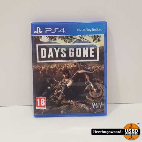 PS4 Game: Days Gone