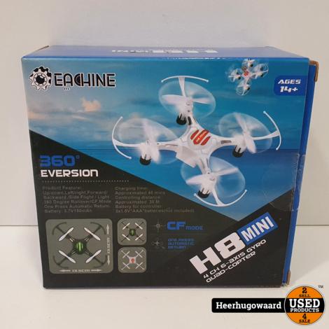 Eachine H8 Mini Quad-copter Nieuw in doos