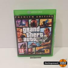 Xbox One Game: GTA V