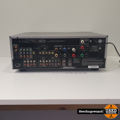 Onkyo TX-SR605 7.1 Surround Receiver HDMI 630W incl. AB in Goede Staat