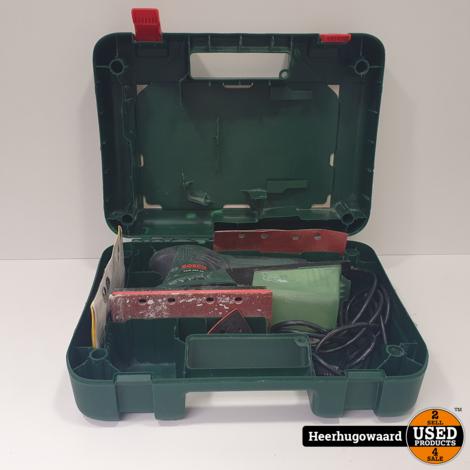 Bosch PSM 200 AES Multischuurmachine in Koffer in Goede Staat