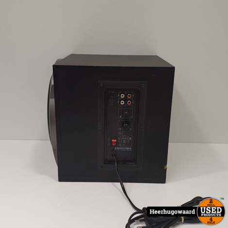 Trust GXT 38 Subwoofer in Goede staat