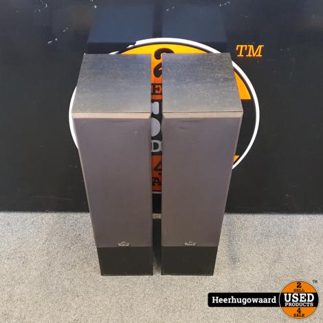 Magnat 3-Way Bass Reflex Speakers in Goede Staat