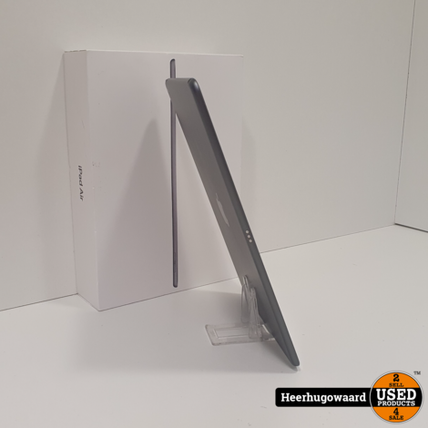 iPad Air 3 (2019) 64GB Wi-Fi Space Gray in Doos in Goede Staat