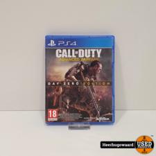 PS4 Game: Call of Duty Advanced Warfare Day Zero Edition
