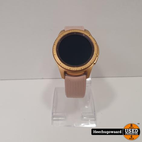 Samsung Galaxy Watch 42mm Gold in Nette Staat