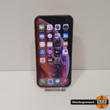 iPhone XS 64GB Gold in Nette Staat