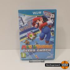 Nintendo Wii U Game: Mario Tennis Ultra Smash