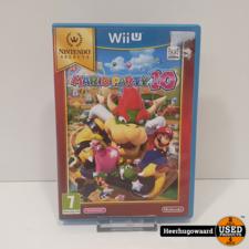 Nintendo Wii U Game: Mario Party 10