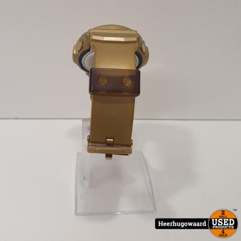Casio G-Shock GA-200GD-9AJF Special Edition Horloge Goud in Goede Staat