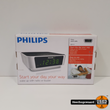 Philips AJ31112 Wekkerradio Nieuw in Doos