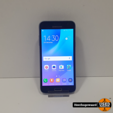 Samsung Galaxy J3 2016 8GB in Goede Staat