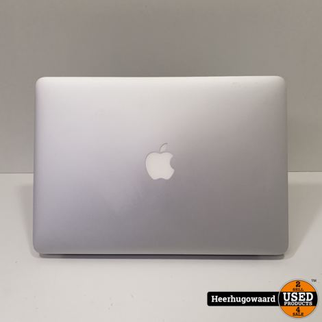 MacBook Air 13'' 2017 in Goede Staat - i5 1,8Ghz 8GB 128GB SSD