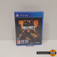 PS4 Game: Call of Duty Black Ops 4