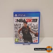 PS4 Game: NBA2K19
