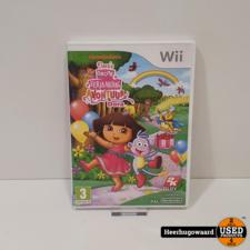 Nintendo Wii Game: Dora's Grote Verjaardag Avontuur