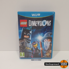 Nintendo Wii U Game: Lego Dimensions (Losse Game)