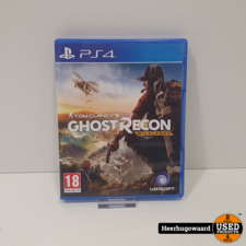 PS4 Game: Tom Clancy's Ghost Recon