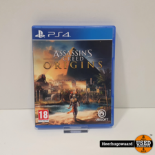 PS4 Game: Assassin's Creed Origins