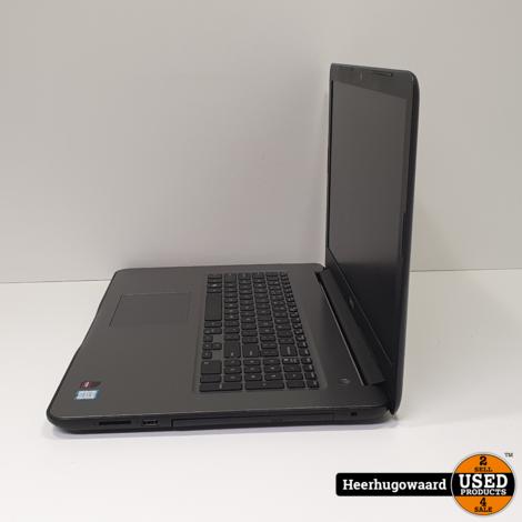 Dell Inspiron 5767 15,6'' Laptop - i7-7500U 8GB DDR4 500GB SSD