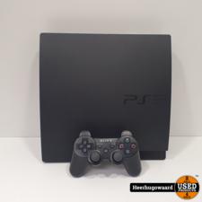 Playstation 3 Slim 160GB Zwart in Nette Staat