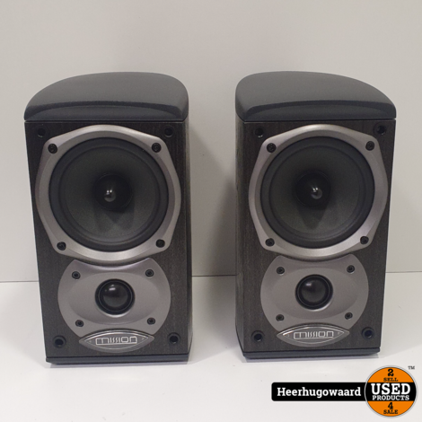 Mission E30 Compacte Speakers in Goede Staat