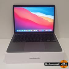 MacBook Air 13 Inch 2020 ZGAN - i5 1,1GHz 16GB 256GB 40 Cycli Apple Garantie