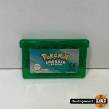 Gameboy Advance Game: Pokemon Emerald EU Original