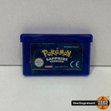 Gameboy Advance Game: Pokemon Sapphire