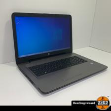 HP Notebook 17-X132ND 17'' Laptop - i5-7200U 8GB 256GB SSD