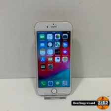 iPhone 6 16GB Gold in Nette Staat - Accu 100%