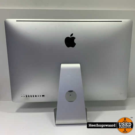 iMac 27'' Late 2011 in Nette Staat - i5 3,1GHz 8GB 1TB Fusion Drive