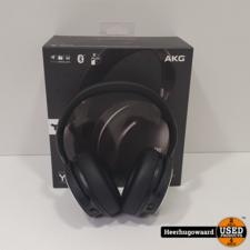AKG Y600 Headset Compleet in Doos in Nieuwstaat