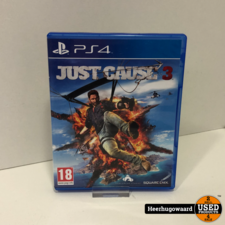 PS4 Game: Just Cause 3