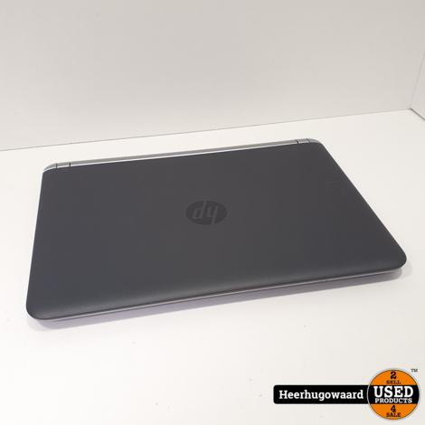 HP Probook 440 G3 14'' Laptop - i5-6300U 8GB 128GB+256GB SSD