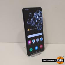 Samsung Galaxy S20 Ultra 5G 128GB Black in Nieuwstaat