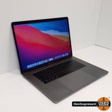 MacBook Pro 15'' 2016 - i7 16GB 256GB SSD in Nette Staat