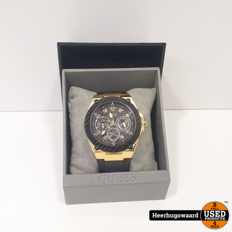 Guess W1049G5 Horloge Compleet in Doos met Bon
