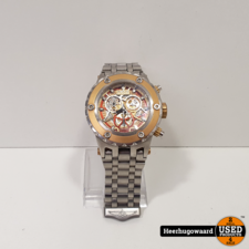Invicta 13740 Subaqua 52mm Unisex Horloge 500M Waterdicht - Gebruikt