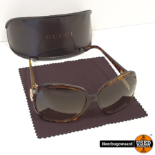 Gucci GG 2986/S Maat 59/16 Dames Zonnebril in Nette Staat