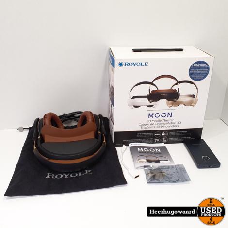 Royole RY0102EUNB2 Moon 3D VR Mobile Theater Bril ZGAN in Doos