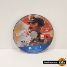 PS4 Game: Just Cause 3 Losse Disc
