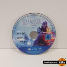 PS4 Game: Battlefield V Losse Disc