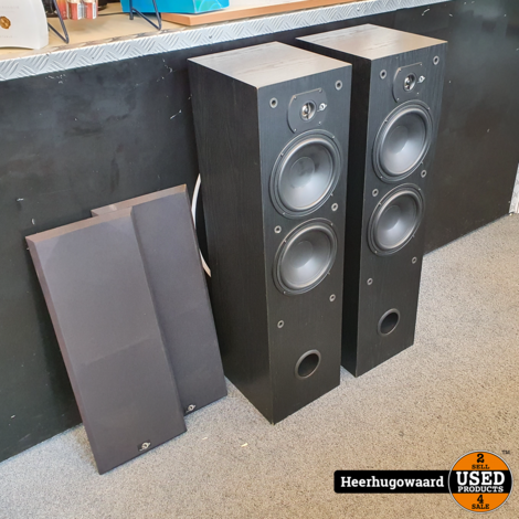 Dynalab SDA 2.8 Signature Reference Speakers in Goede Staat