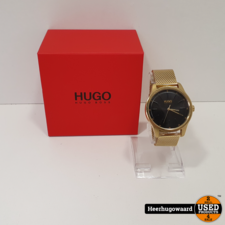 Hugo Boss Hugo Dare HU1530138 Horloge Compleet met Bon in Goede Staat
