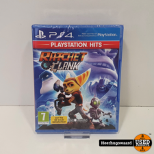 PS4 Game: Ratchet and Clank Nieuw in Seal