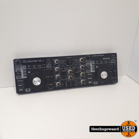 JB Systems DJ-Kontrol 1 Midi Controller in Goede Staat